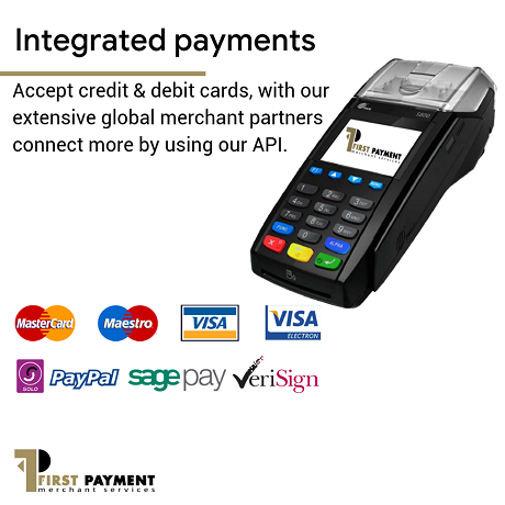 First Payment Merchant Services: Product image 2