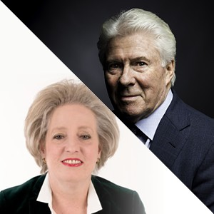 Peter Moore OBE & Jean Liggett: Speaking at Family Attraction Expo